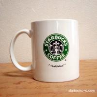 Thailand  First mug(初代タイ限定マグ)