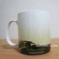 Northern Ireland mug(北アイルランドマグ)