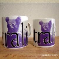 Australia mug(オーストラリアマグ)