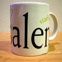 Jerusalem mug(エルサレムマグ)