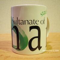 Oman mug(オマーンマグ)