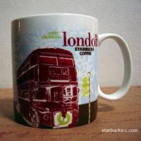 London 2008 Christmas mug(ロンドン2008年クリスマスマグ)