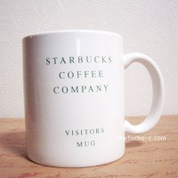 Visitors mug(ビジターズマグ)