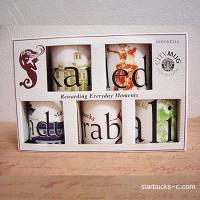 Mini mug set(ミニマグ5種セット)
