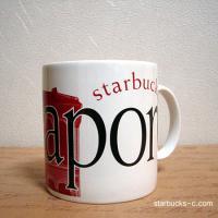 Singapore mug(シンガポールマグ)