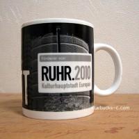 Ruhrgebiet 2010 mug(ルール2010マグ)