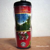 Hawaii Christmas tumbler(ハワイクリスマスタンブラー)