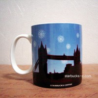 London 2009 Holiday mug(ロンドン2009年ホリデーマグ)