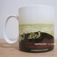 United Arab Emirates mug(UAEマグ)