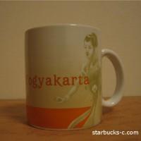 Yogyakarta mug(ジョグジャカルタマグ)